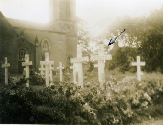 sgt bryers, grave 2