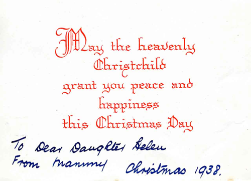 Xmas wishes, Mum 500 png