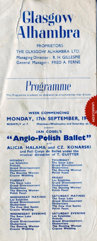 Polish ballet