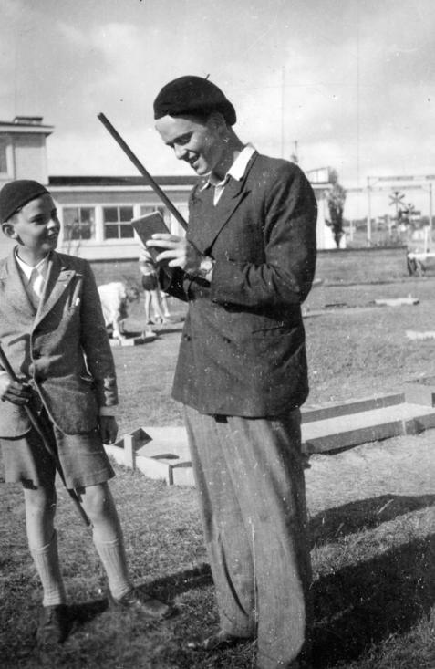 Bjorn, Varberg, 1945