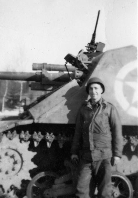 US soldier, Belgium '44