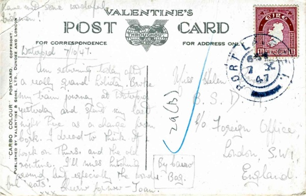 reverse Waterford p.c. copy
