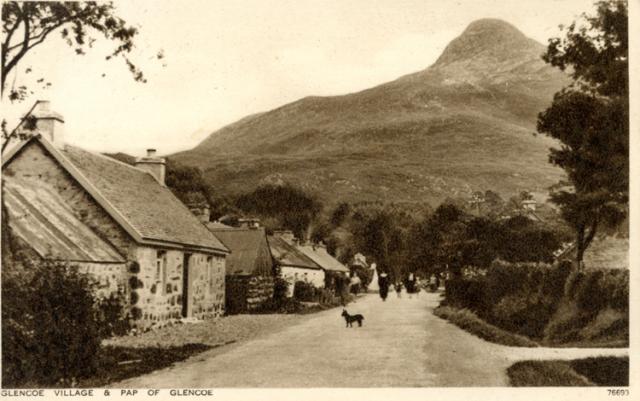 Glencoe village png