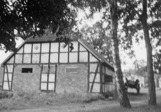German farmhouse png