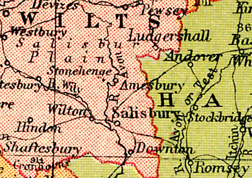 Salisbury map png